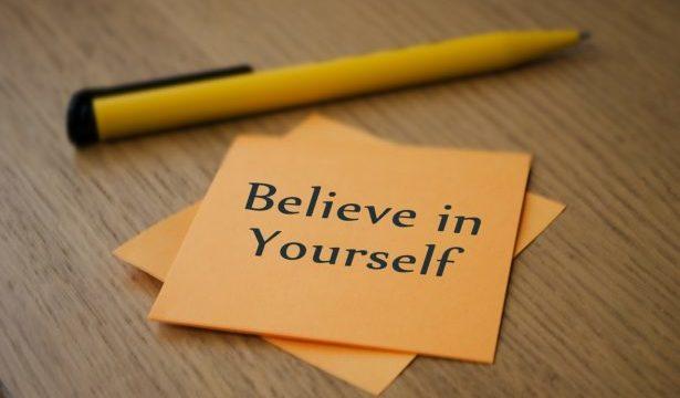 自信をつける方法